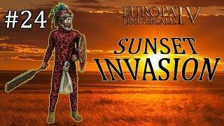 Europa Universalis IV - Aztec - EU4 Achievement Sunset Invasion - Part 24
