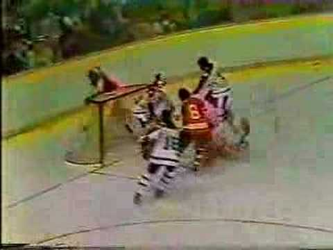 April 15 , 1976 flyers at leafs brawl play-offs