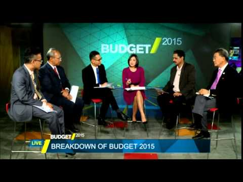 Breakdown of Malaysia Budget 2015