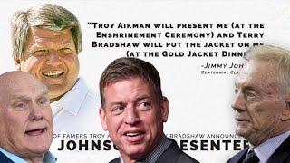 Dallas Cowboys   Tŗoy Aikman, Terry Bradshaw Will Present Jimmy Johnson at 2020 HOF