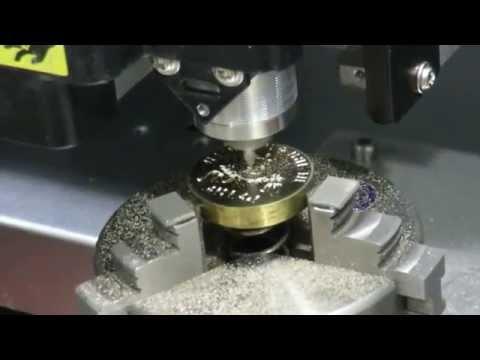 Сургучная печать гравировка Roland EGX 350