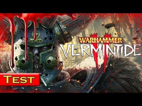 TEST de Warhammer: VERMINTIDE 2, Hache TRANCHANTE où Lame ROUILLÉE?