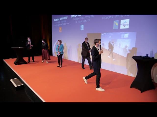 Cérémonie d'ouverture  FIFFH 2020