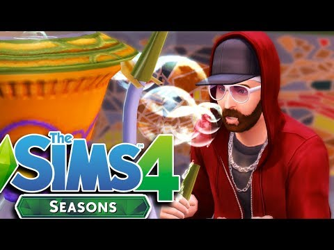 DRUG PARTY | The Sims 4 with SEASONS EXPANSION Gameplay/Let's Play #18 thumbnail