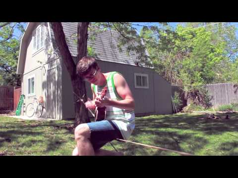 Sounds from the Slackline