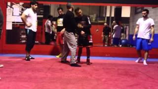 """Entreno Survival MMA Jose Luis Zapater """"Titin"""""""