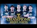PVP Esports Championship // Team Secret™ Highlights | Dota 2
