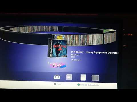 Playstation classic with BleemSync v4.1 - loading the entire USA library