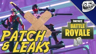 Fortnite Patch: Matchmaking Combined, Is Fortnite Dying? Baller Vehicle, Leaked Challenges & More!!