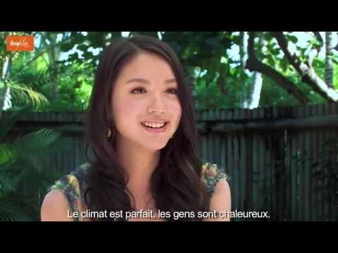 Interview Exclusive de Zhang Zilin, Miss Monde 2007