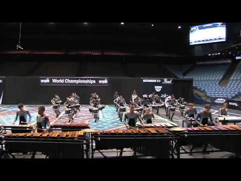 Music City Mystique - WGI 2015 - Clip 1