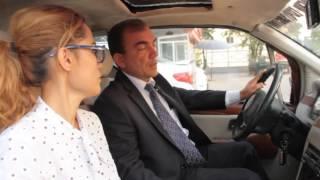 Экомобиль, который построили в Душанбе