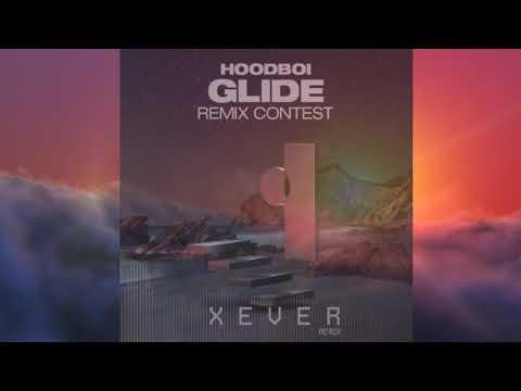 Hoodboi - Glide Feat. Tkay Maidza ( XEVER Remix )