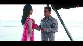 Salman khan video song
