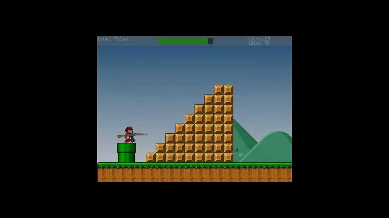 Super Mario Bros 2011 Infinity Youtube