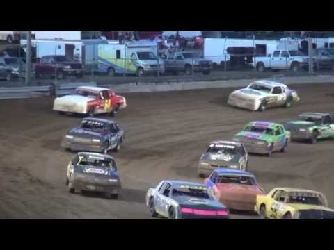 Independence Motor Speedway IMCA Hobby Stock feat.6/21/14
