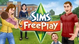 The Sims™ FreePlay - Симулятор жизни на Android ( Review)