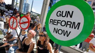 US students plan 'March for Our Lives' to demand action on gun laws