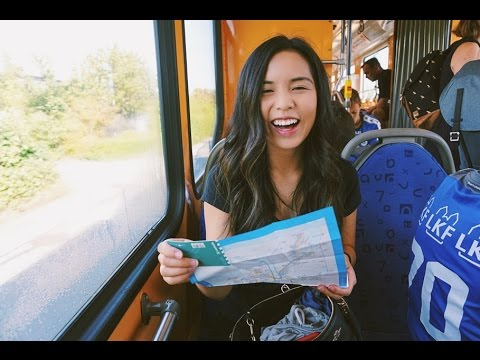DISCOVERING THE ISLANDS OF GOTHENBURG! - Sweden Vlog 5