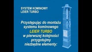 Film instruktażowy montażu komina Leier Turbo