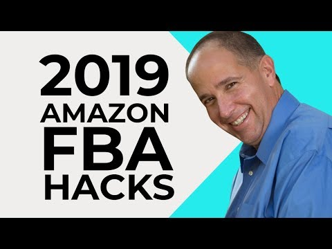 Kevin King's 2019 Amazon FBA Hacks - Secret Reports, Stealing Sales, 90% of Sales from 3-8 Sources