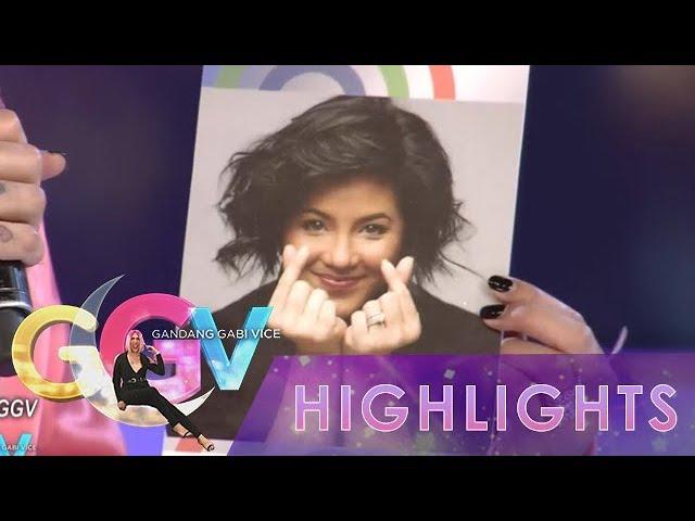 GGV: Regine Velasquez finally receives her official ABS-CBN ID