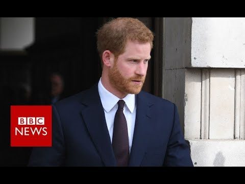 Royal Wedding: How to dress a Royal groom - BBC News