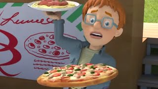 Fireman Sam 🌟🍕Norman's Pizza Party! 🍕🔥Fireman Best Rescue - New episodes 🔥🚒 Kids Cartoons