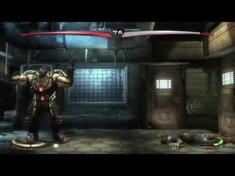 Injustice (360) Online Casuals: IP A i N T E D (Sinestro/Adam) vs. Compbros (Supes/Bane) - 12/21/14