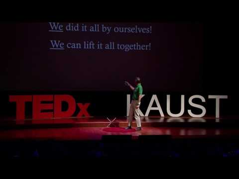 Learning Dangerously | Cabby Tennis | TEDxKAUST