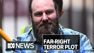 Phillip Galea found guilty of plotting terrorist attacks on Melbourne 'leftist' centres | ABC News