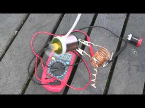 Generatore di corrente magnetico youtube for Generatore di corrente lidl