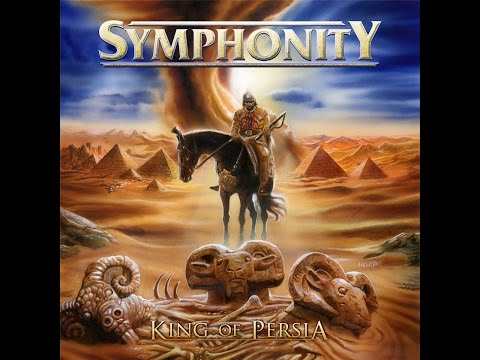 Symphonity - King of Persia (Limb Music) [Full Album]