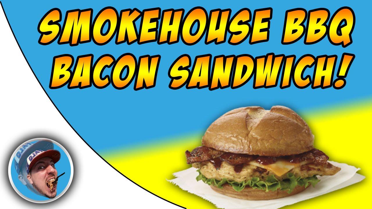 Chick Fil A Smokehouse Bbq Bacon Sandwich Food Review