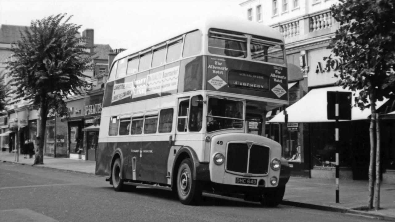 British Buses in the 1960s and 70s - YouTube