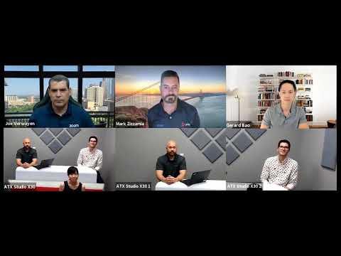 Zoom Rooms Smart Gallery Demo on Poly Studio X30 - ES