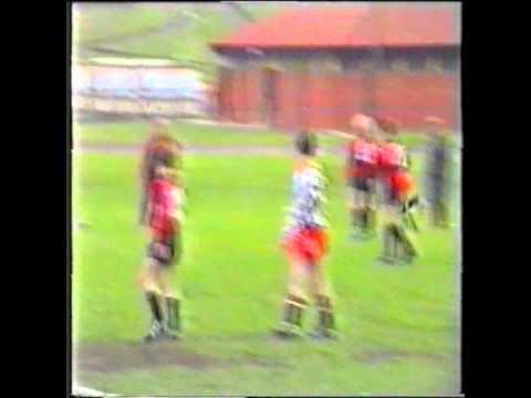 Valleyfield Football Club Under 11s Fife 1990 Treble Winners