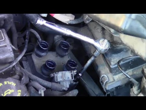 How to Replace Engine Ignition Coil Pack on Ford Contour