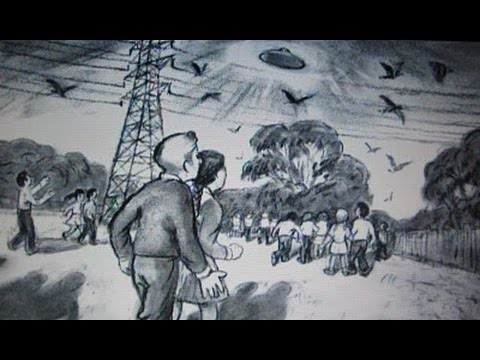 Aliens & UFOs:  1966 Westall UFO Encounter