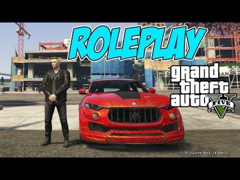 GTA V RolePlay - Milionário! #23k!