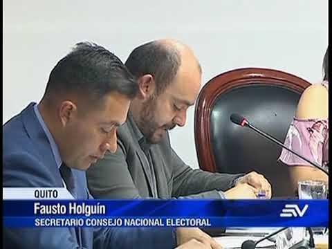 Consejo Nacional Electoral reconoce a Lenín Moreno como presidente de Alianza PAIS