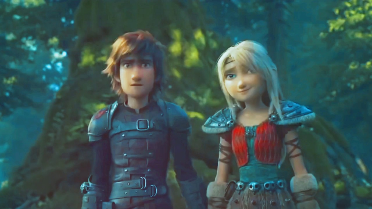 Astrid X Hiccup Amv Warning Httyd 3 Spoliers Youtube