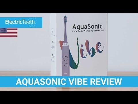 AquaSonic Vibe Series Review [USA]