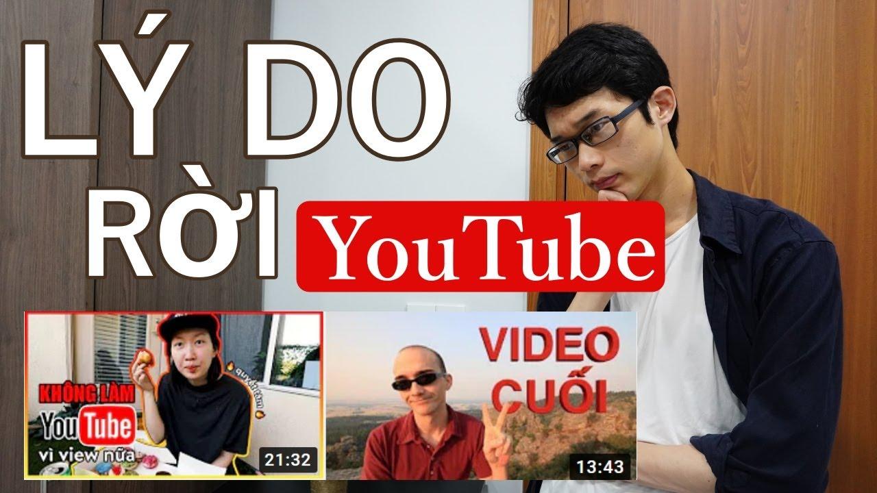 ベトナムのYouTuberが辞める理由 - Làm Youtuber không hề dễ dàng