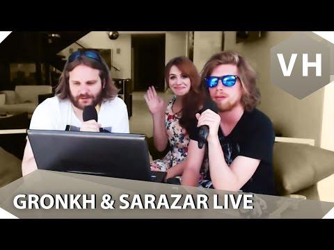 Gronkh und Sarazar live aus LA #1