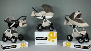 коляска Expander Mondo Ecco 2 in 1 обзор