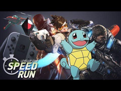 SPEEDRUN: Resumen de 2016 en noticias de videojuegos