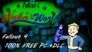 Video How to get Fallout 4 For free PC +DLC download MP3, 3GP, MP4, WEBM, AVI, FLV Juli 2018