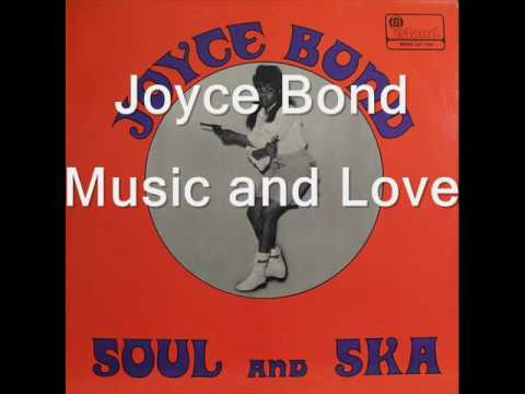 music and love joyce bond