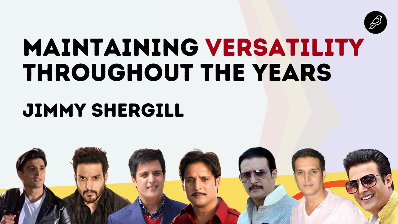 Maintaining Versatility Throughout the Years: Jimmy Shergill, Actor